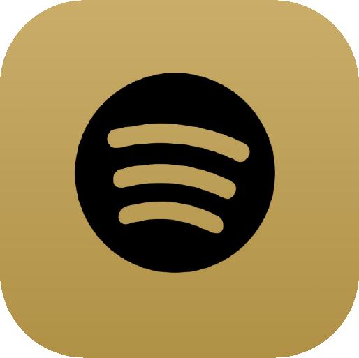 Icons-Black-GoldGradient-Spotify