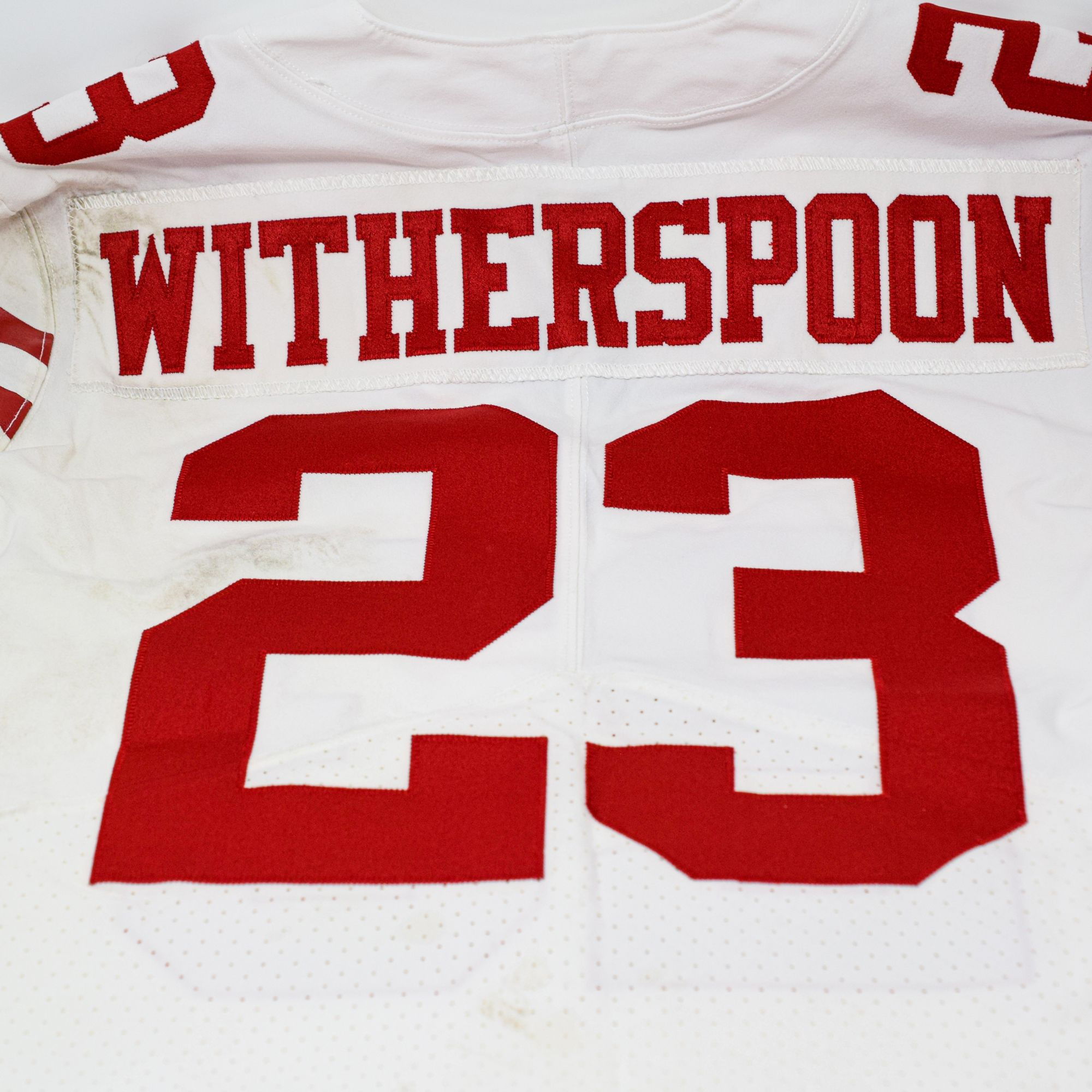 Ahkello Witherspoon Game Worn Jersey