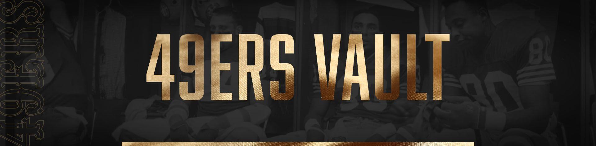 HISTORY-49ers Vault
