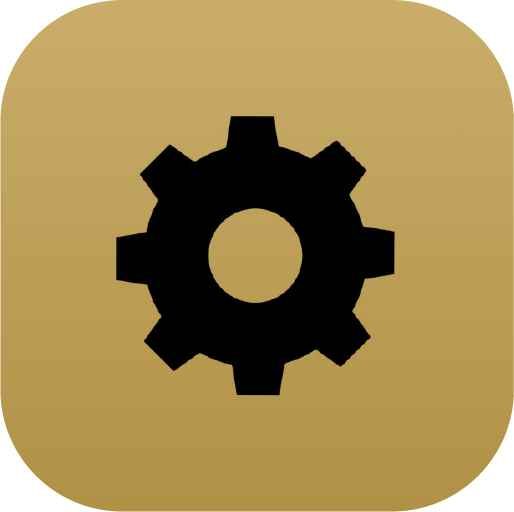 Icons-Black-GoldGradient-Settings