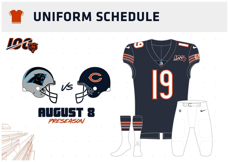 Home vs. Cincinnati Bengals   Last meeting in Chicago: Sept. 8, 2013   Score: Bears 24 - Bengals 21