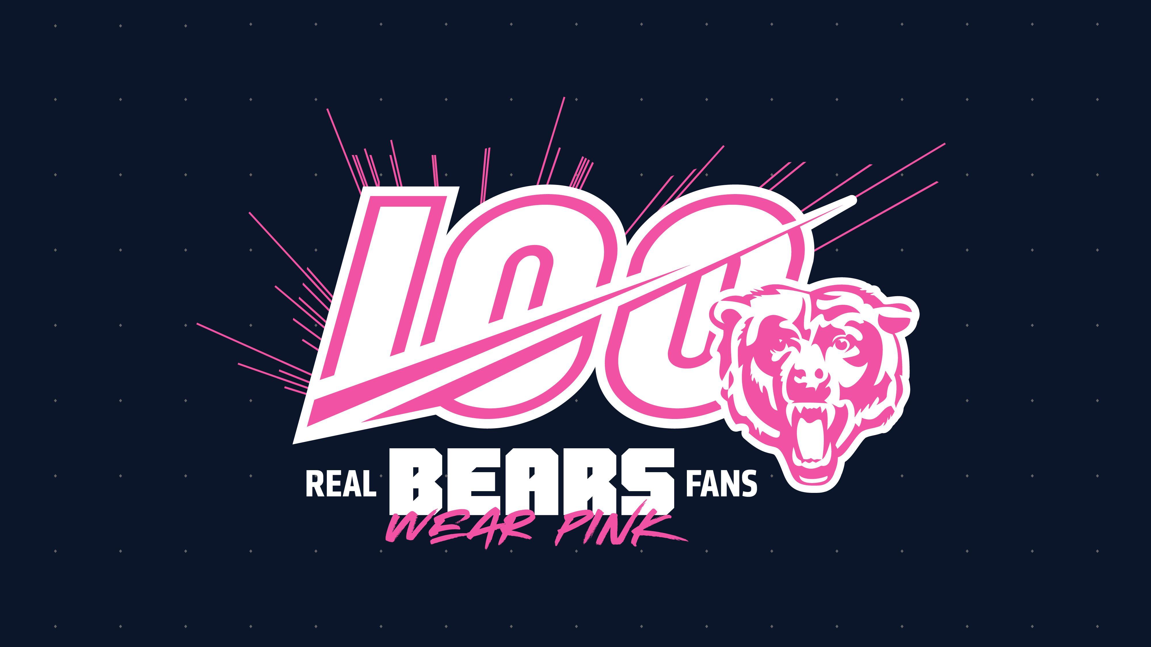 Real Bears Fans Wear Pink