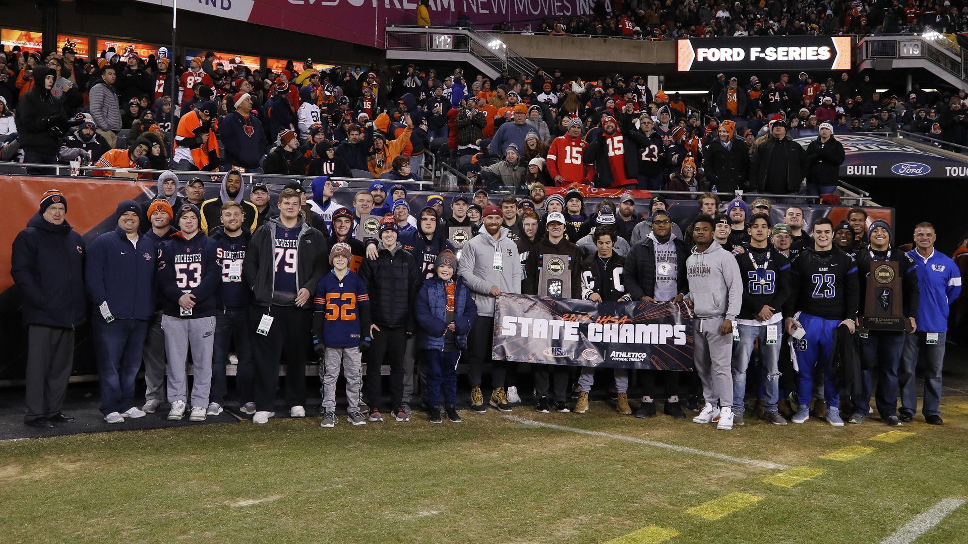 IHSA State Champions