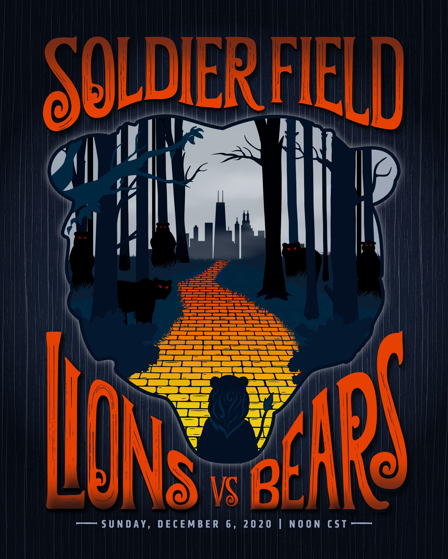 Week 13 - Bears vs. Lions