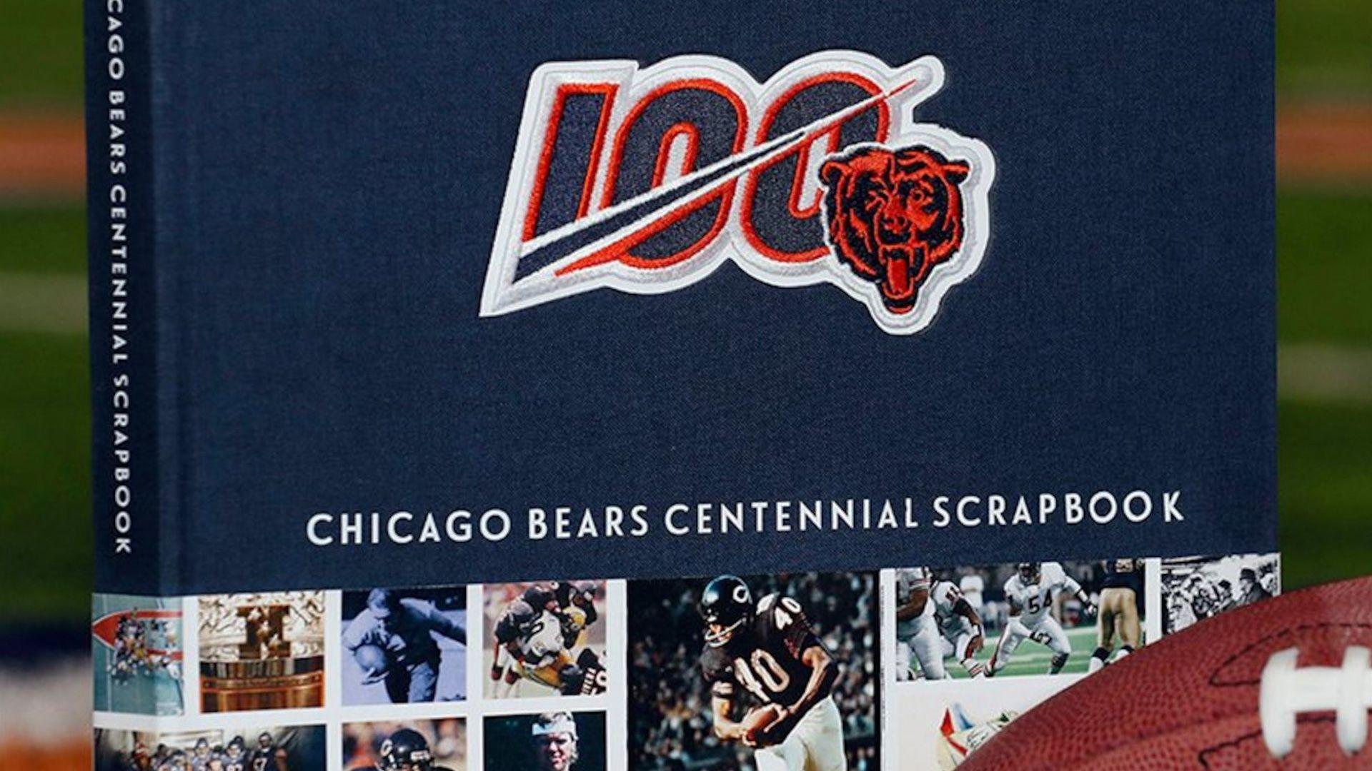 The Chicago Bears Centennial Scrapbook