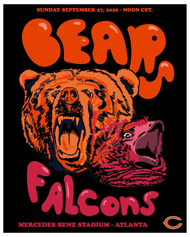 Week 3 - Bears at Falcons