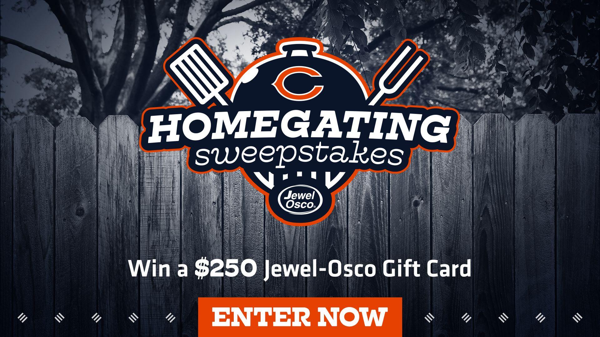 Win a $250 Jewel-Osco Gift Card