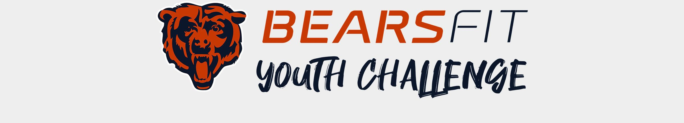 Welcome to the Bears Fit Youth Challenge
