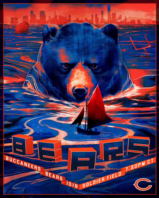 Week 5 - Bears vs. Buccaneers