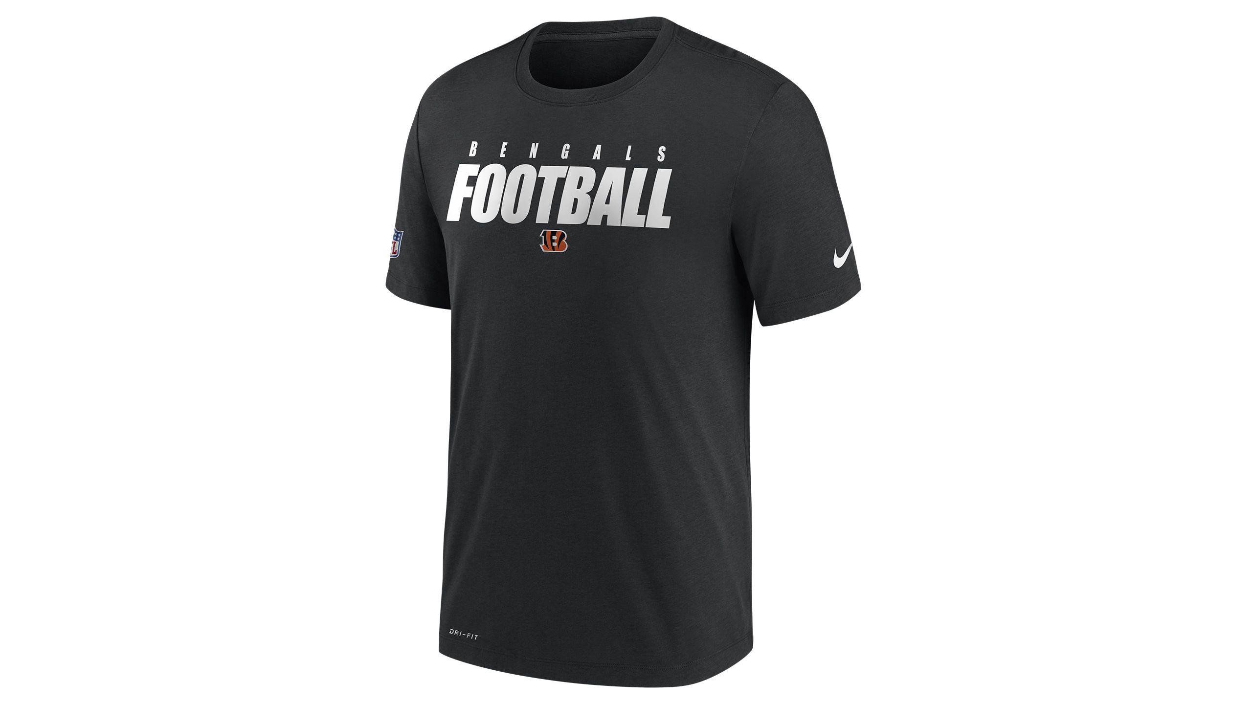 Nike Football Tee Black