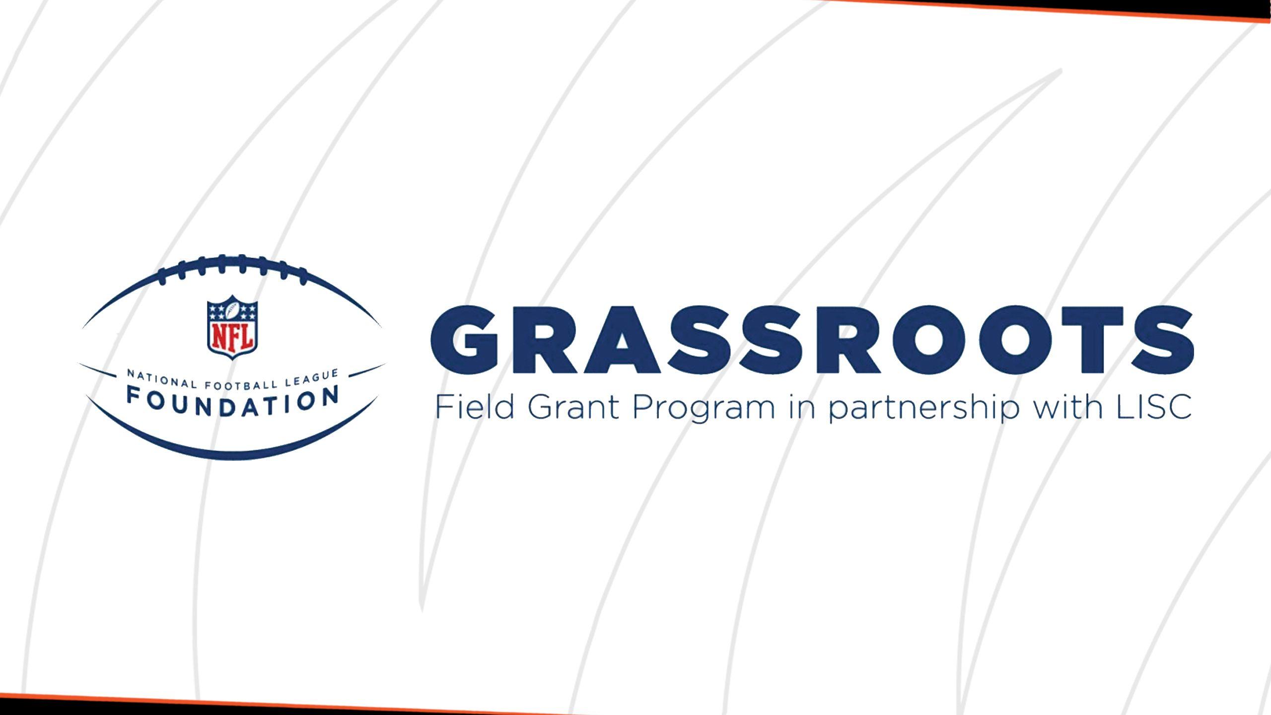 NFL Grassroots Grant