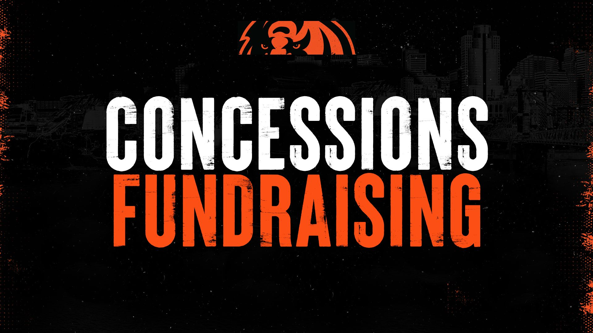 Concessions Fundraising