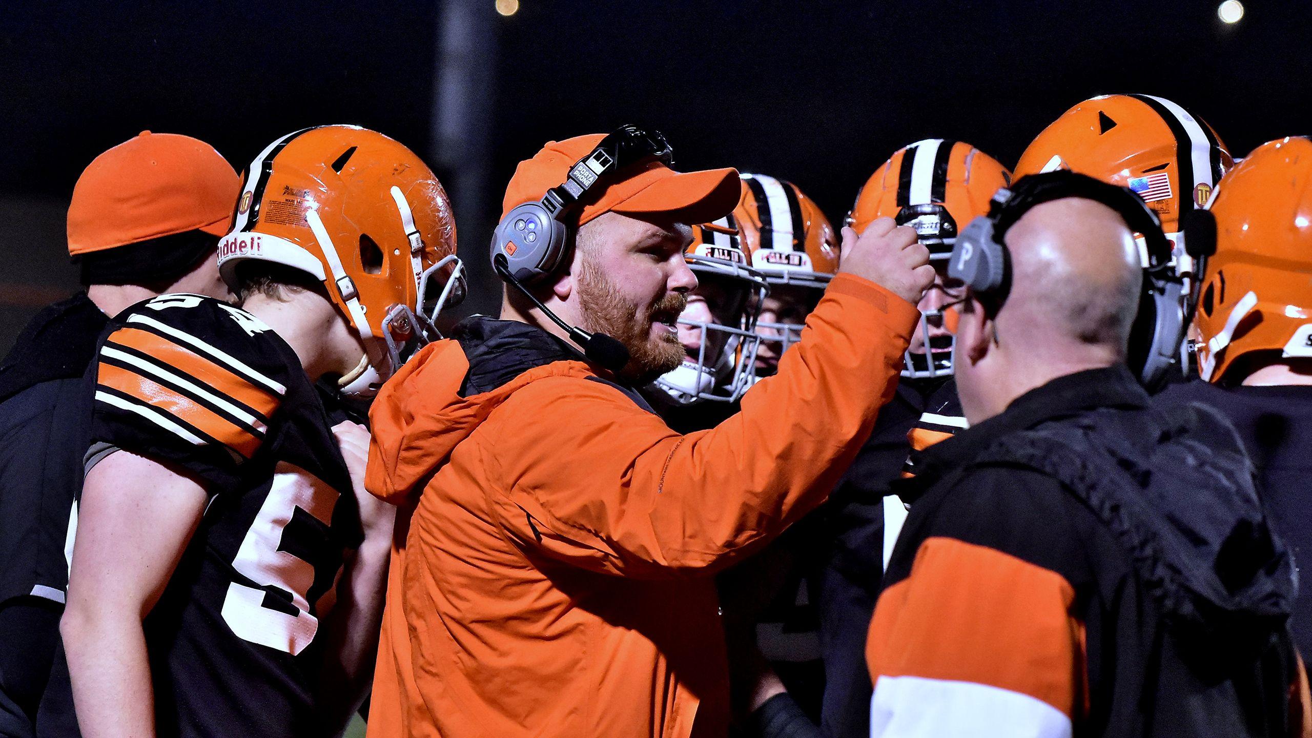High School Coach of the Year | Trevon Pendleton, Ironton