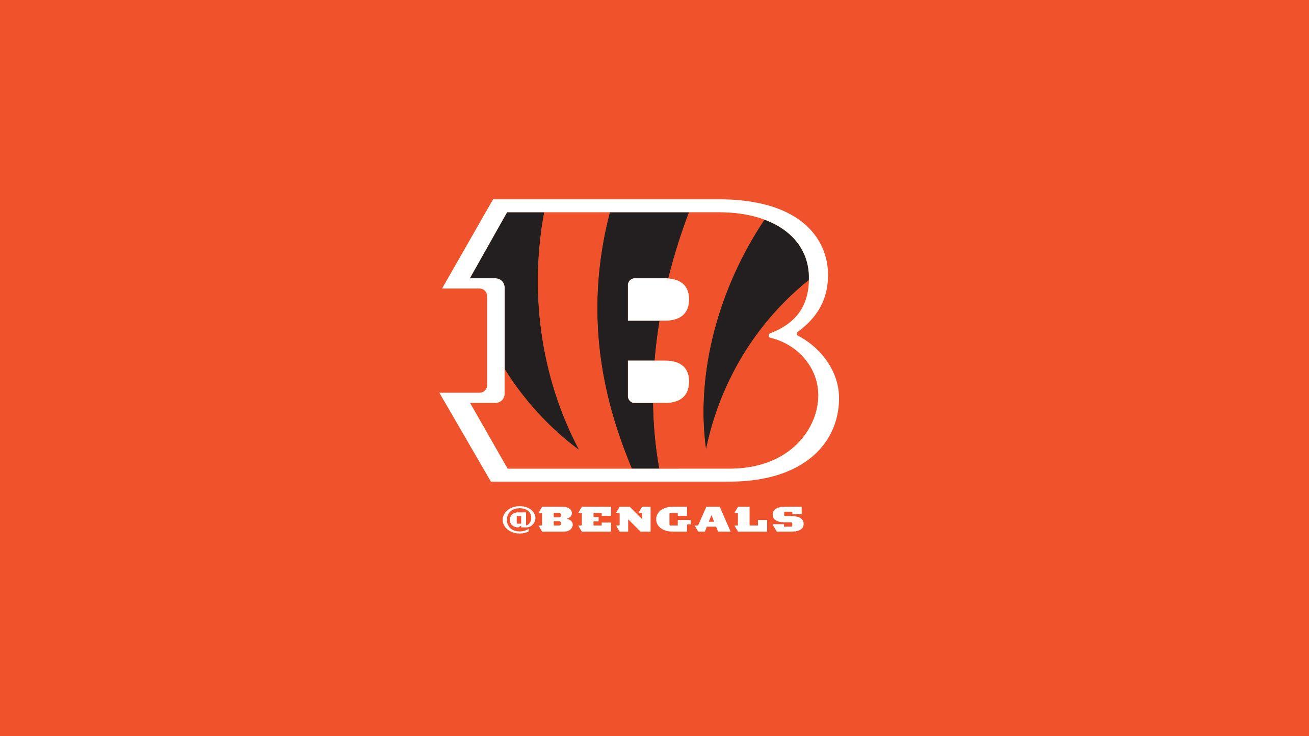 Bengals Logo - Orange