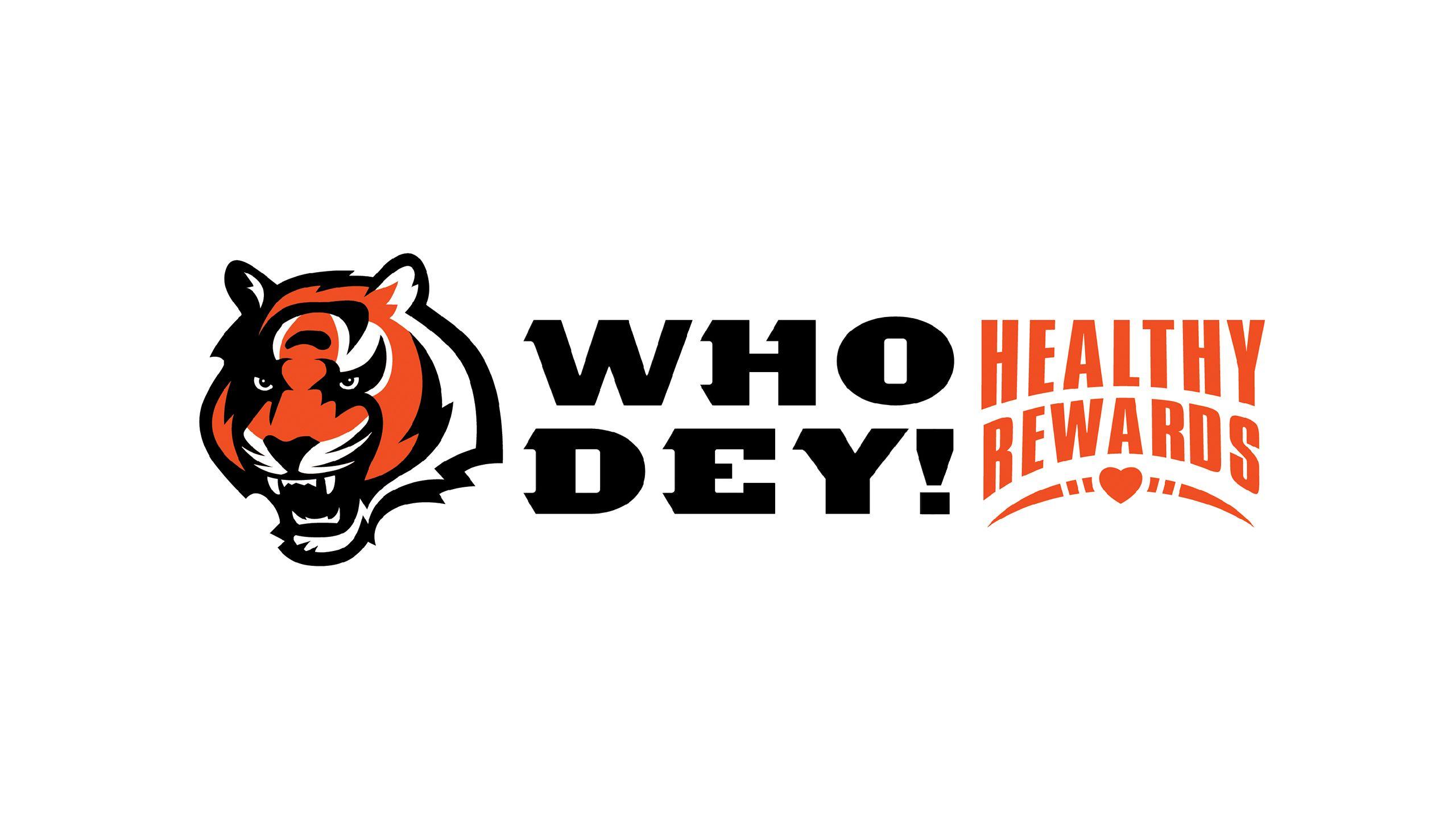 Who Dey Healthy Rewards