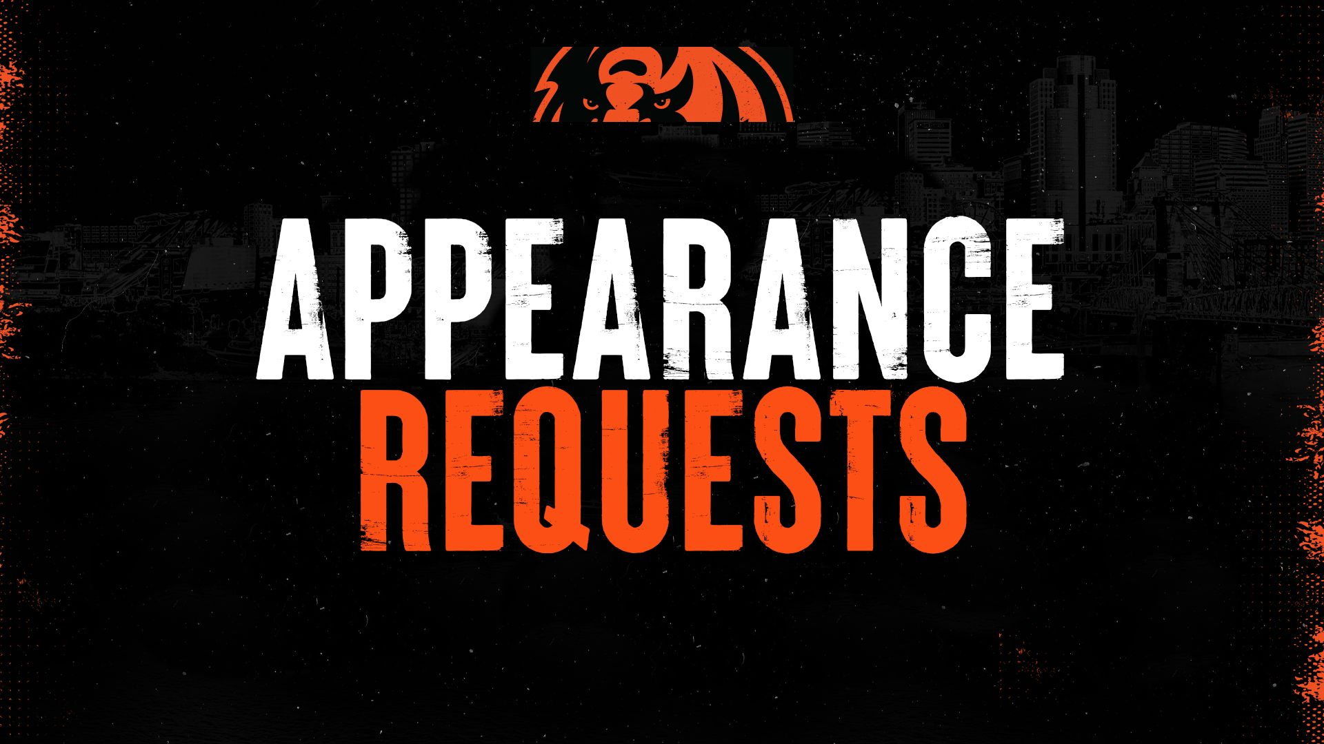 Appearance Requests
