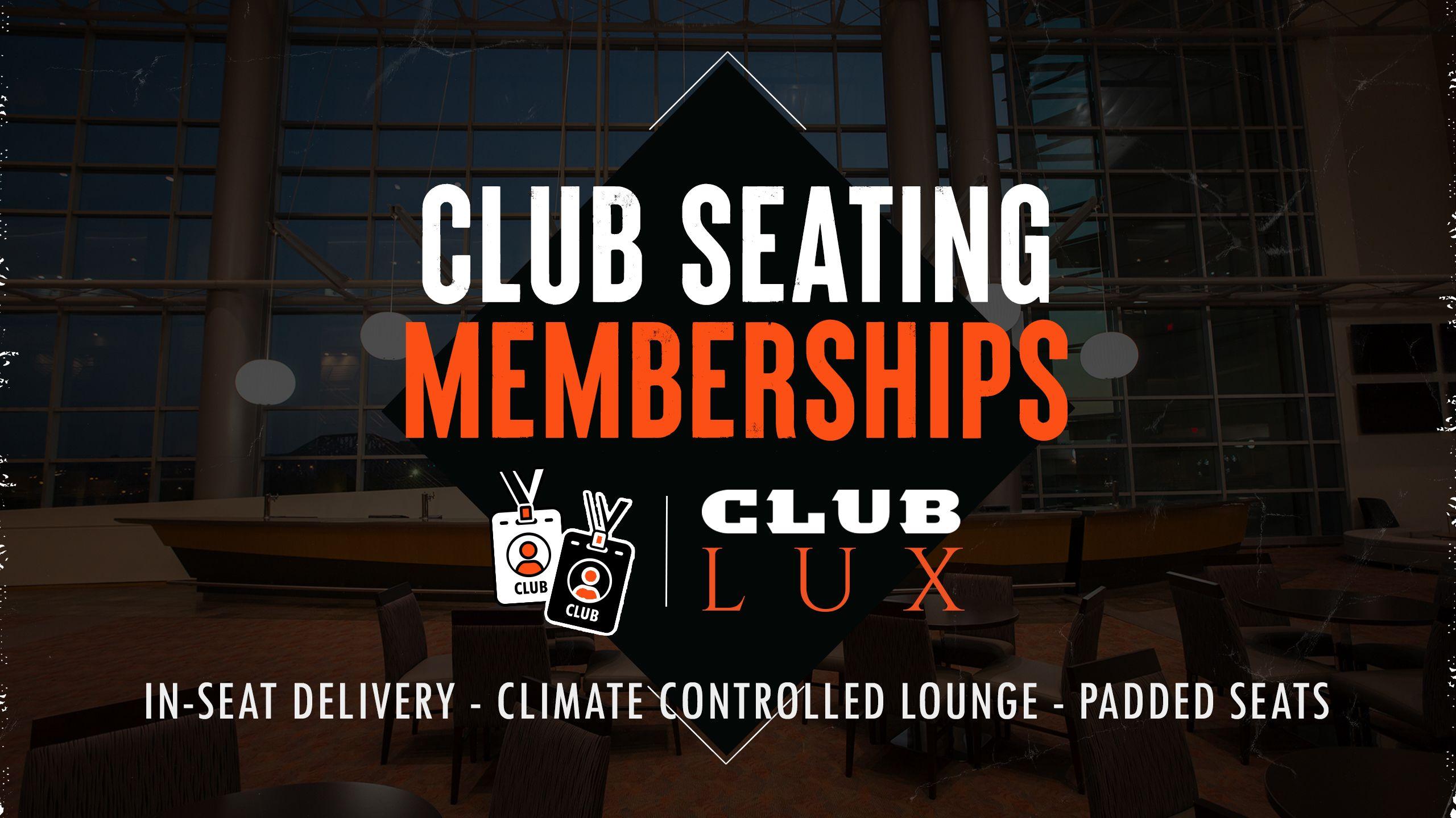 Club Level At Paul Brown Stadium
