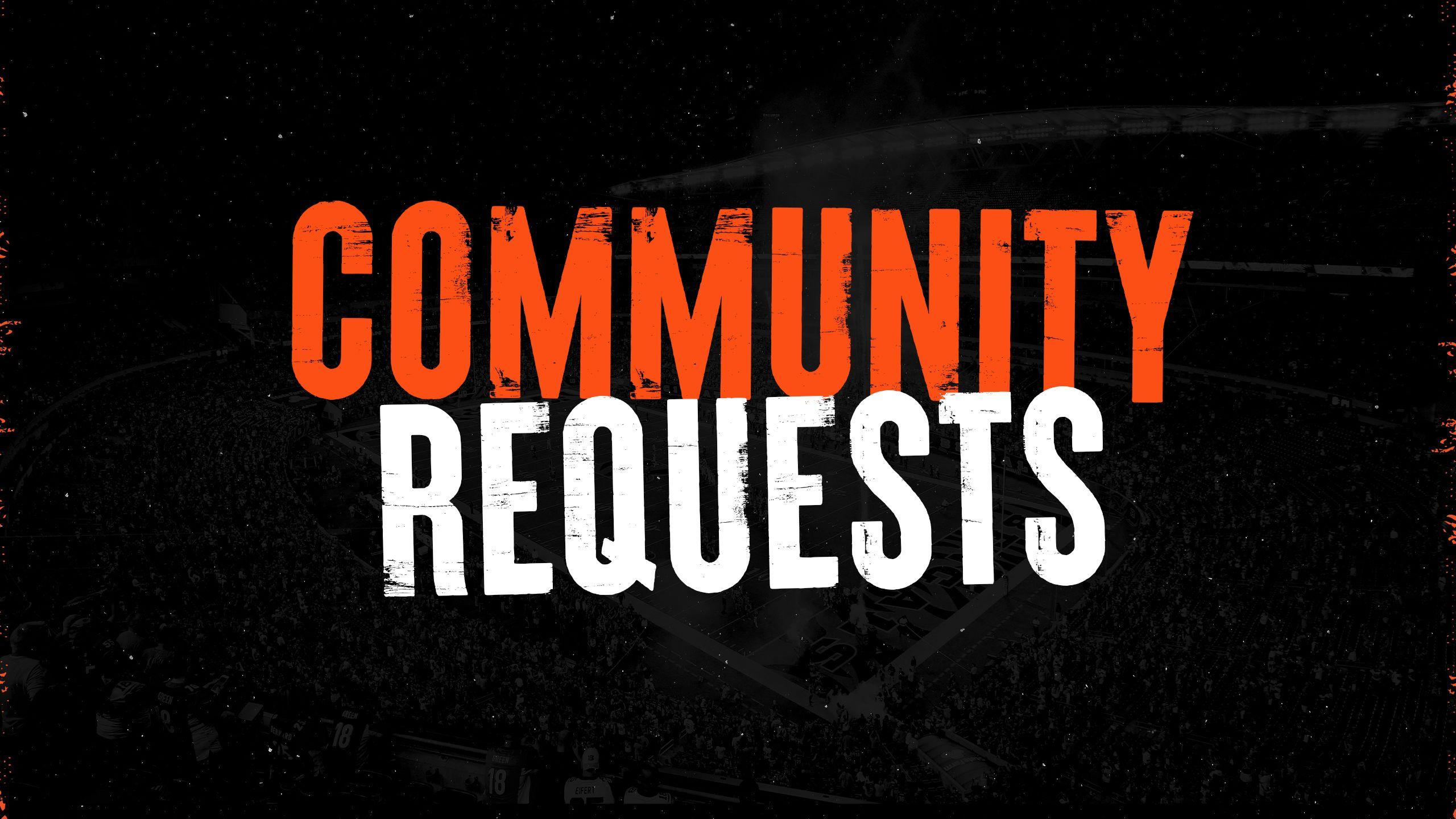 Community Requests