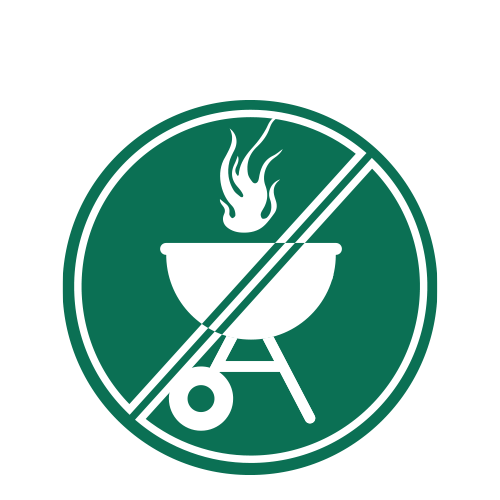 Tailgating Is Prohibited
