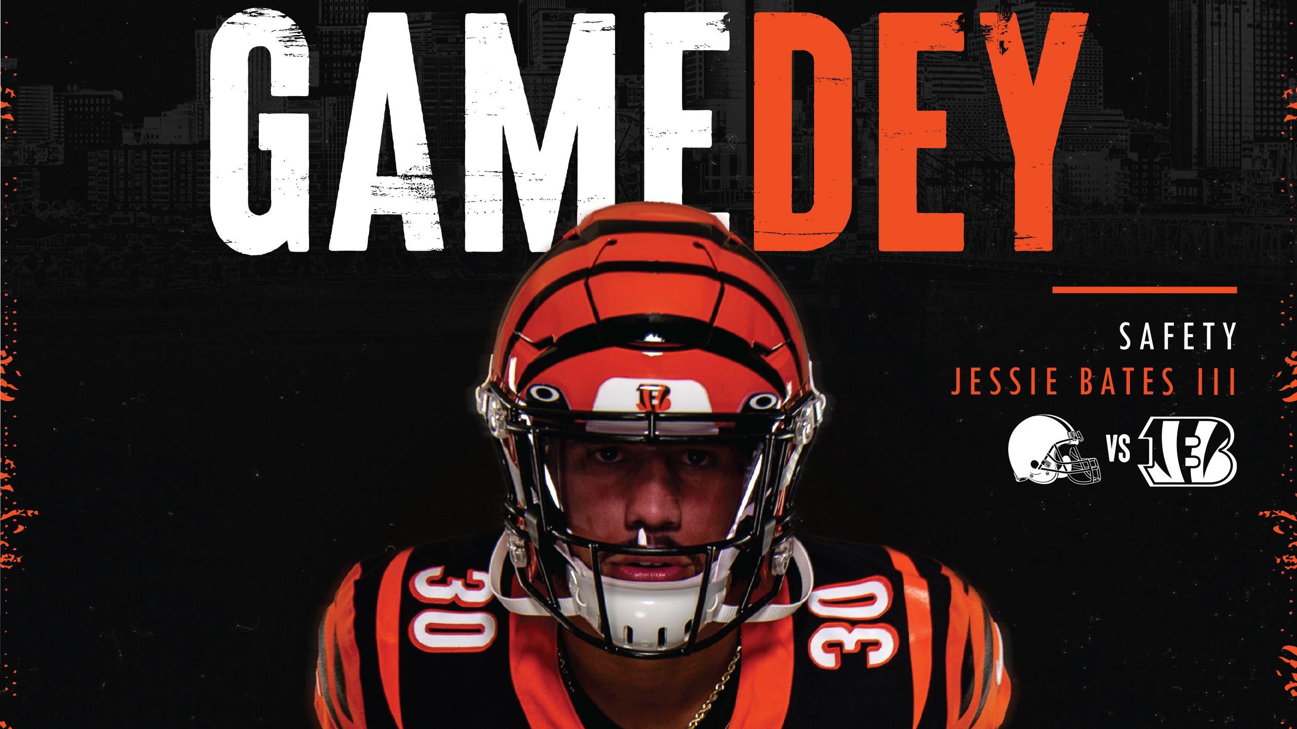 Gamedey Program - Game 3 vs. Cleveland Browns