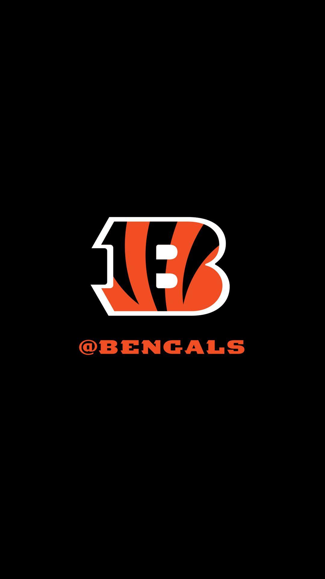 Bengals Logo - Black