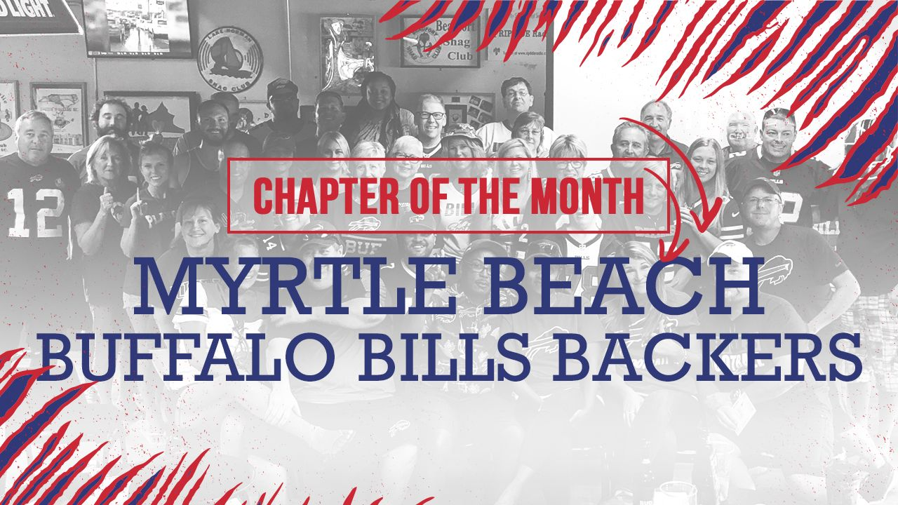 The Myrtle Beach Buffalo Bills Backers