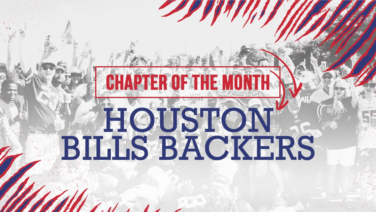 Houston Bills Backers