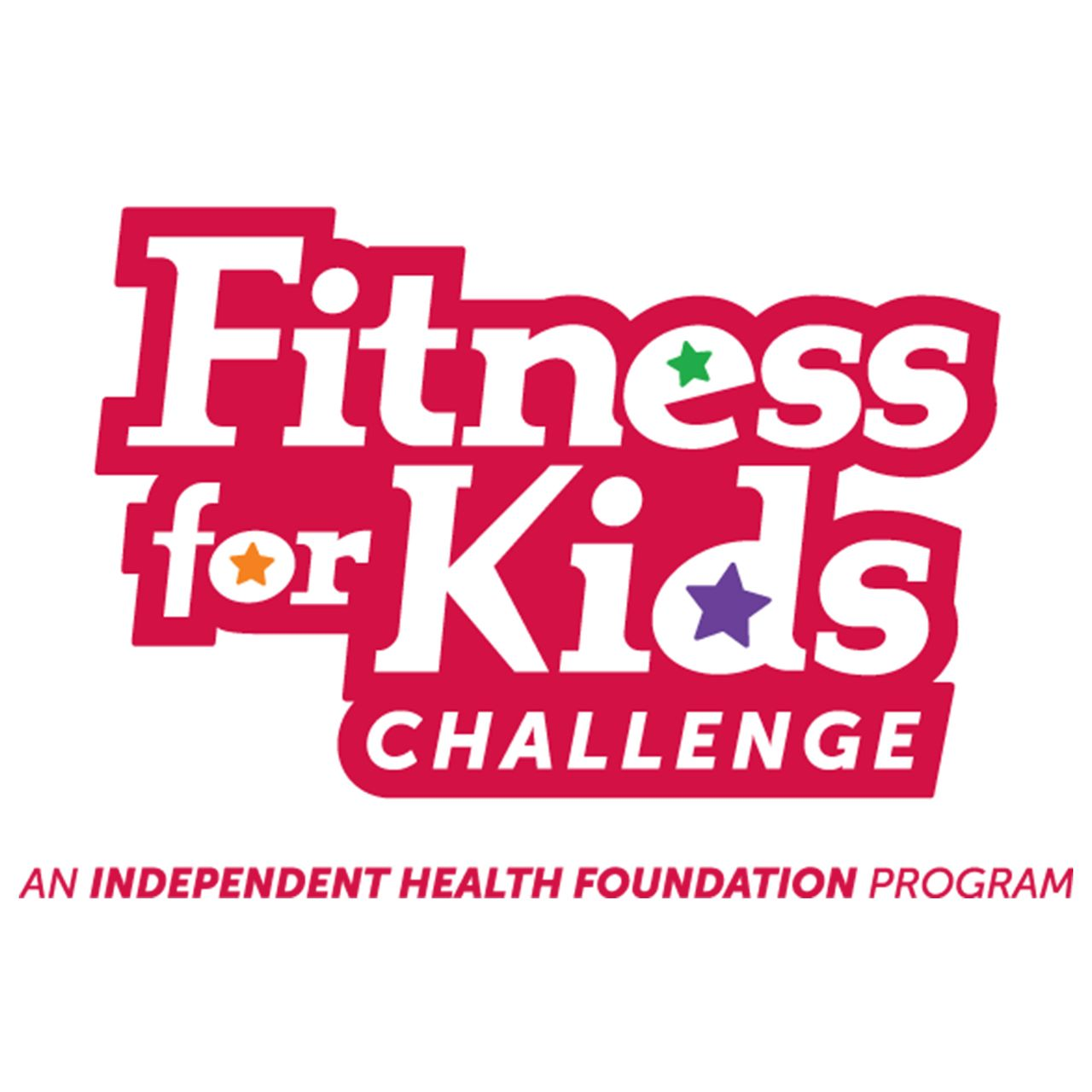 Independent Health Foundation's Fitness for Kids Challenge