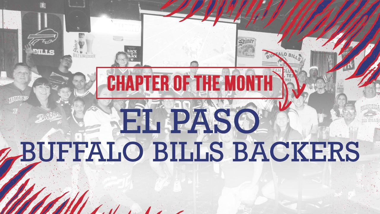 The El Paso Buffalo Bills Backers
