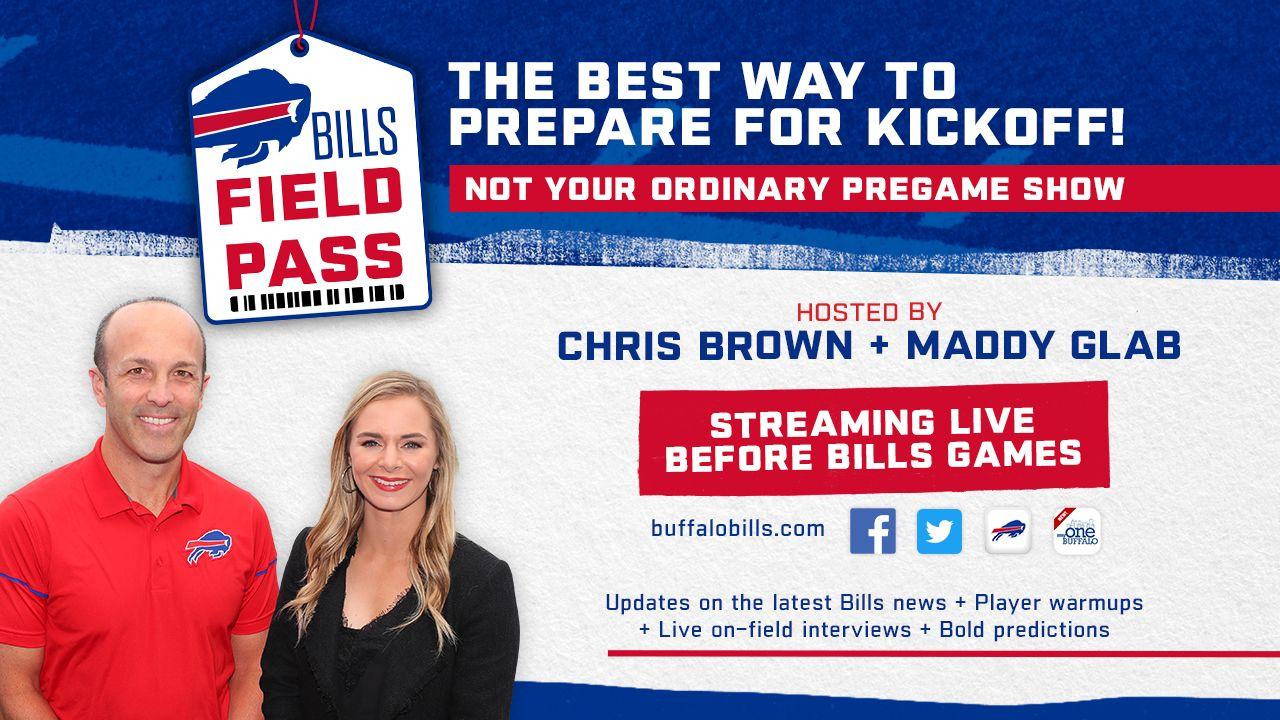 Bills Field Pass