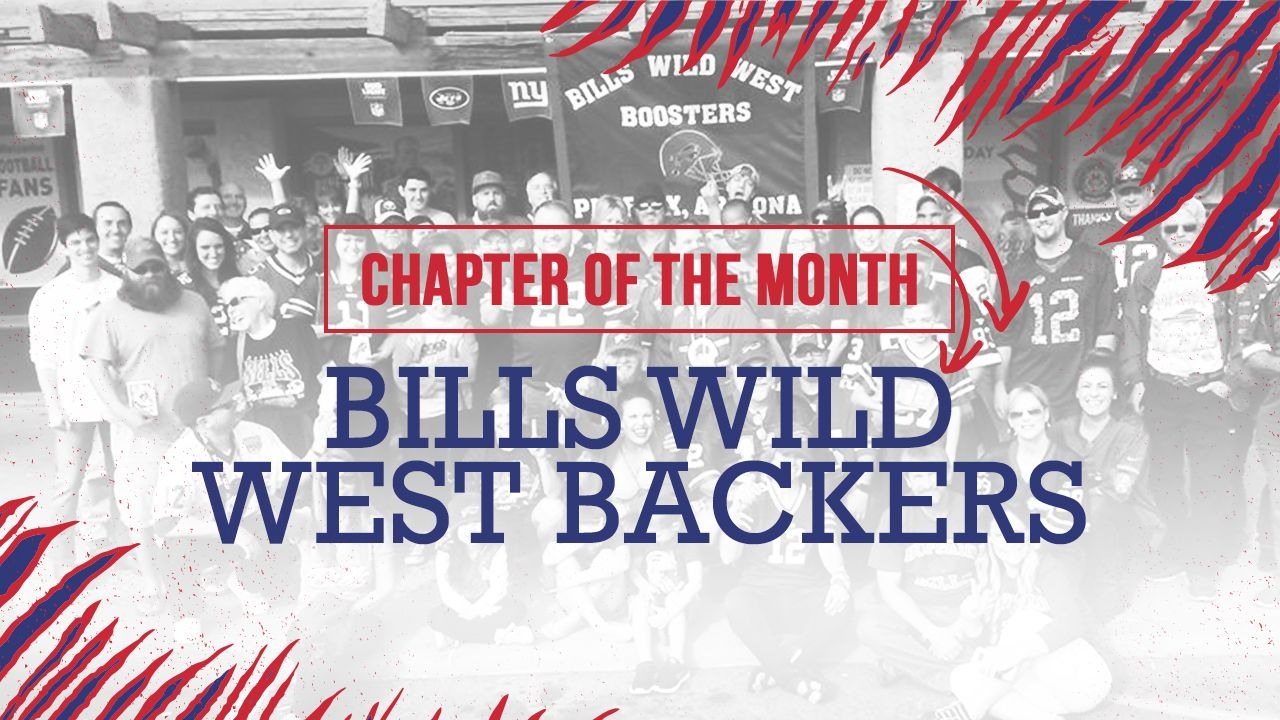 The Bills Wild West Backers
