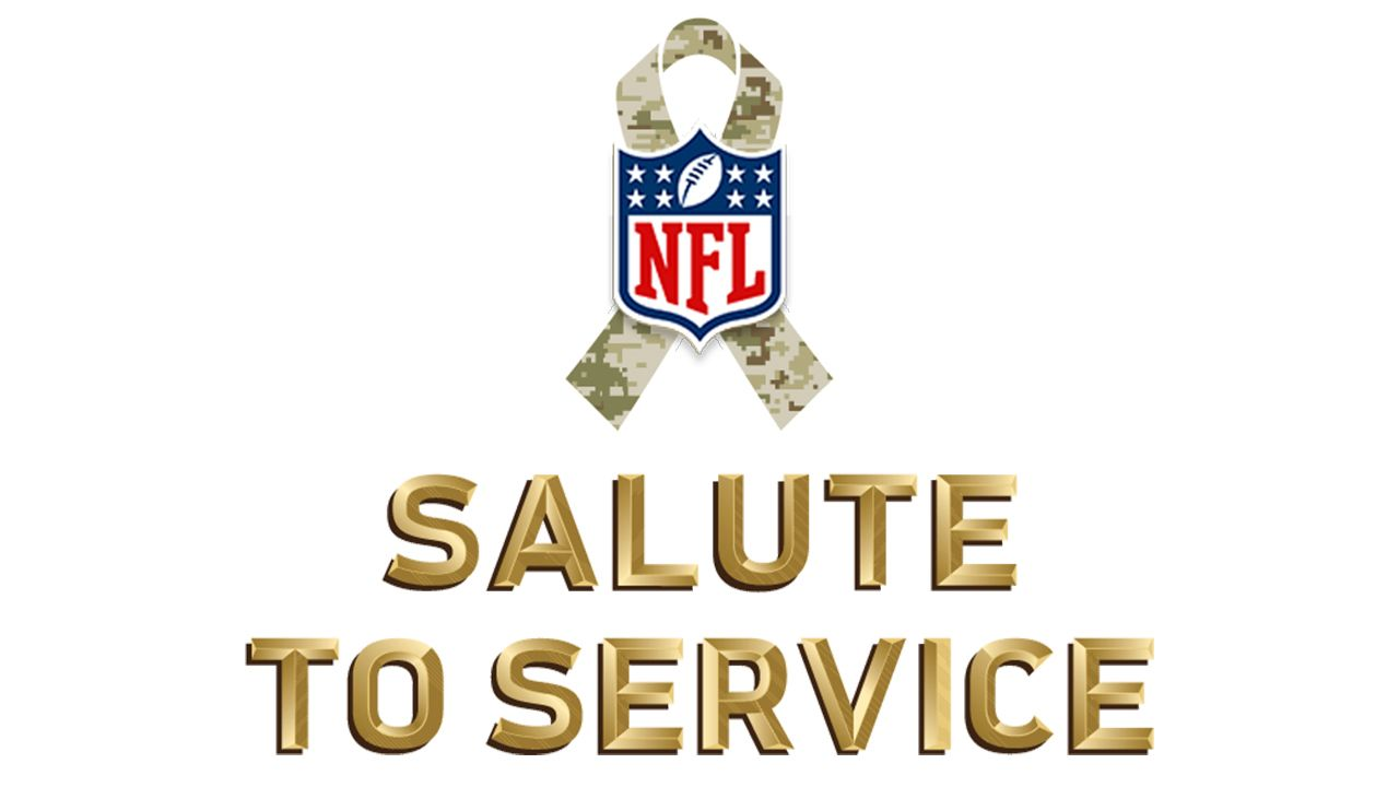 NFL Salute to Service Award