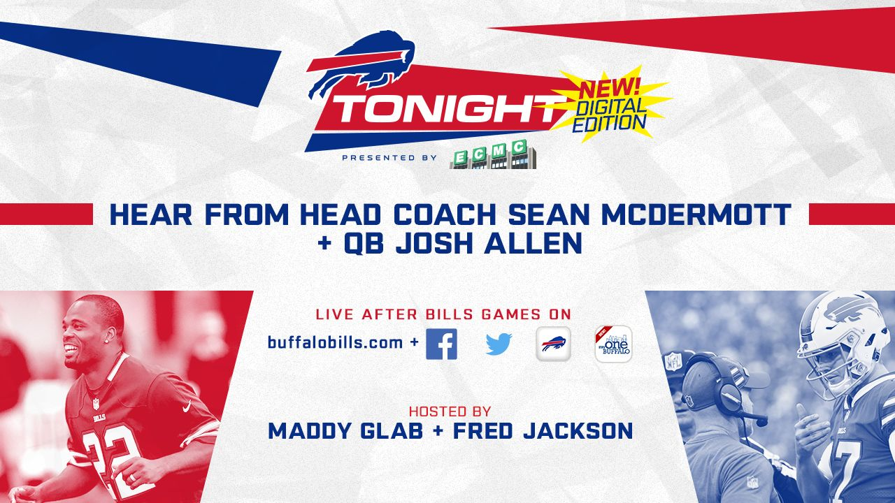Bills Tonight on Digital