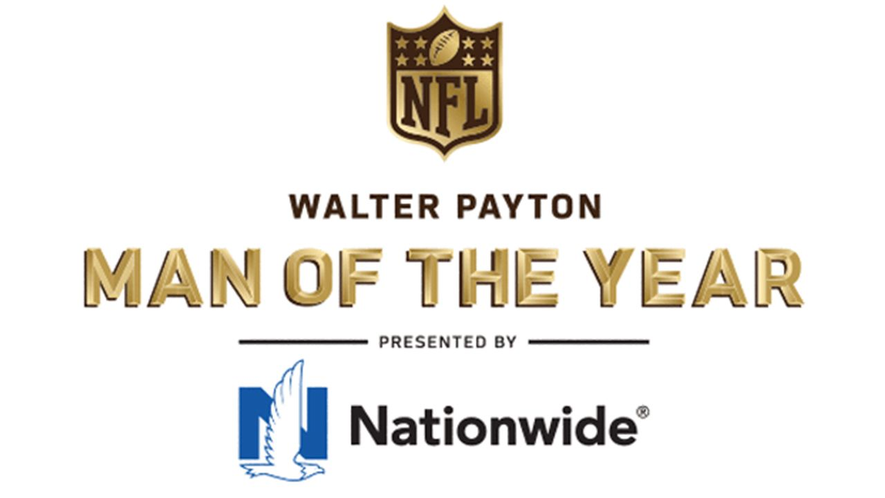 Walter Payton Man of the Year