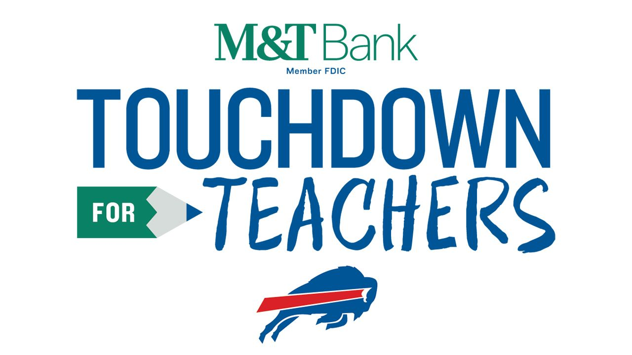 Touchdown for Teachers
