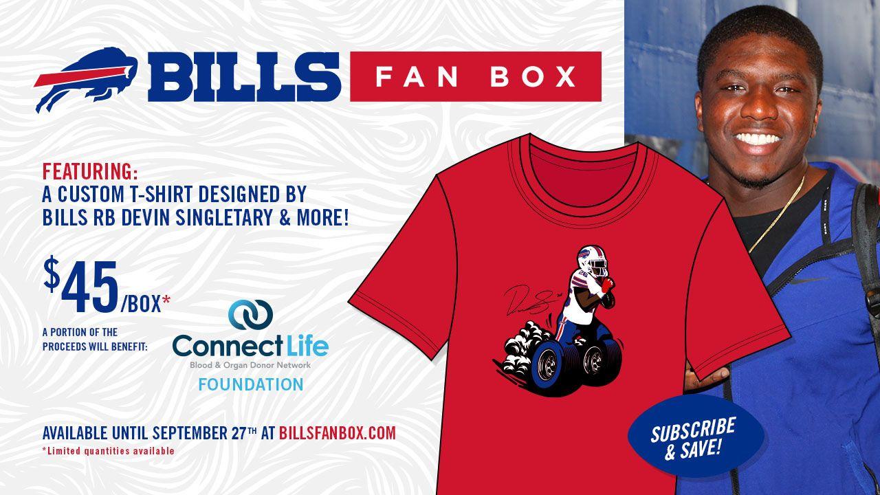 Bills Fan Box