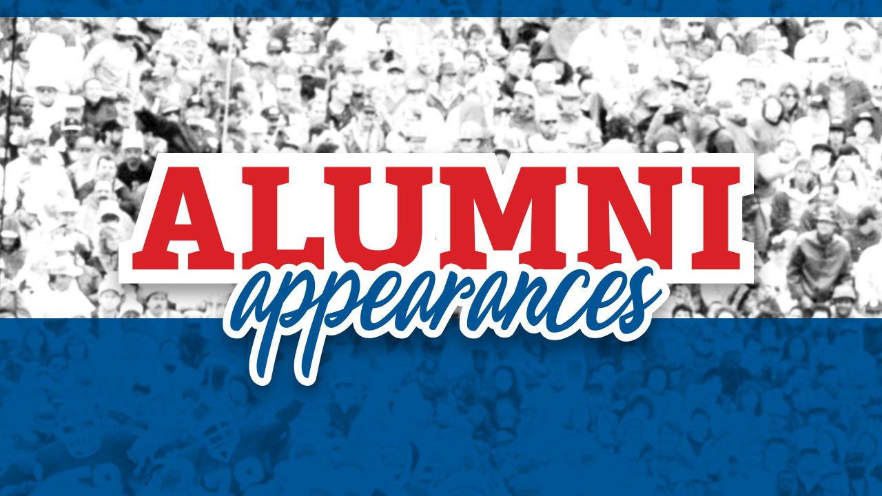 Alumni Appearances