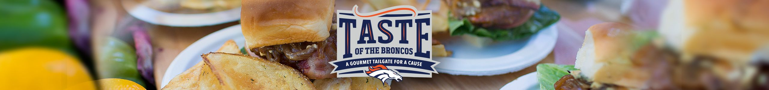 Taste of the Broncos