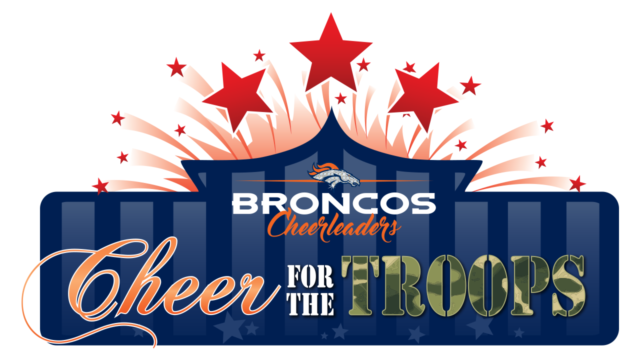 Cheer for the Troops