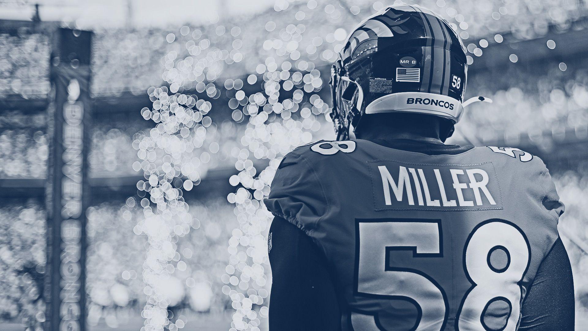 Von Miller Goal