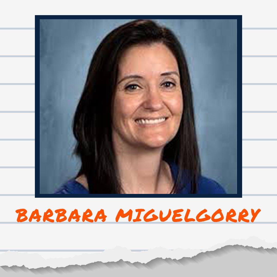 Barbara Miguelgorry