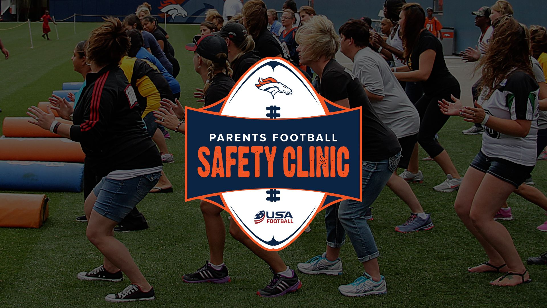 Parents Football Safety Clinic
