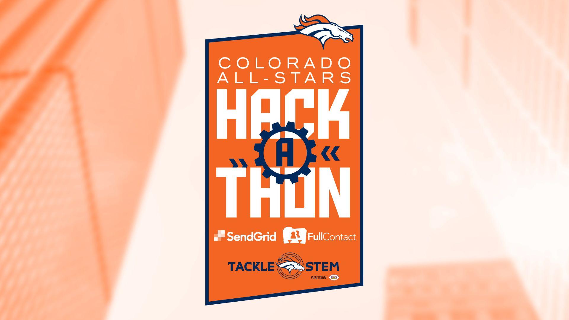 Tackle STEM Colorado All-Stars Hackathon