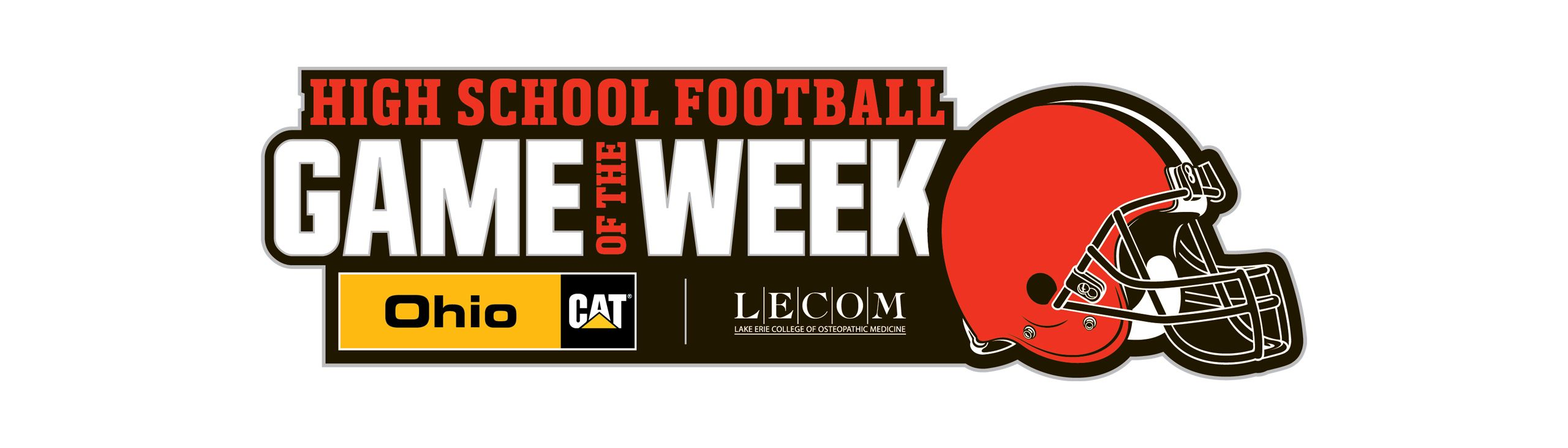 Cleveland Browns High School Game of the Week (HSGOTW)
