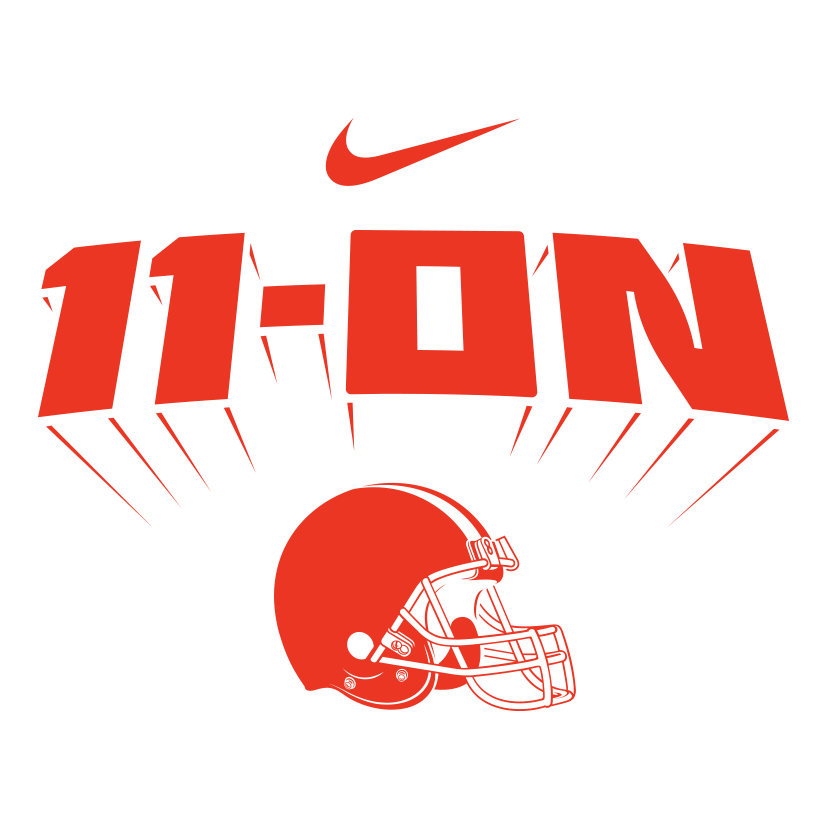 Cleveland Browns 11-on powered by NIKE