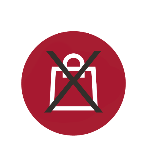 No Bag Policy