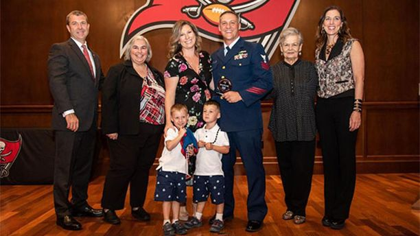 Schwarzkopf Military Family of the Year Award
