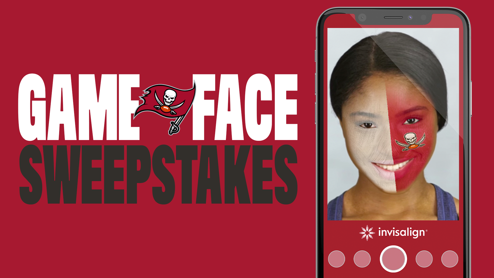 Game Face Sweepstakes