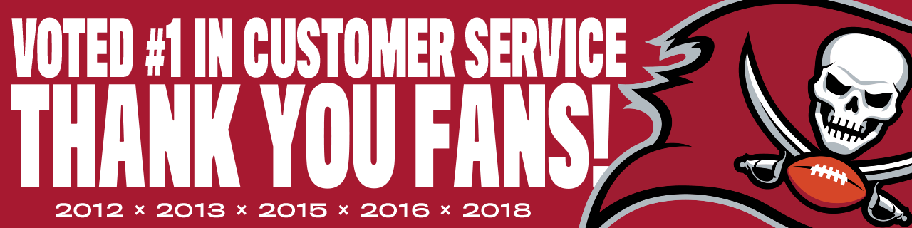 Voted #1 in Customer Service