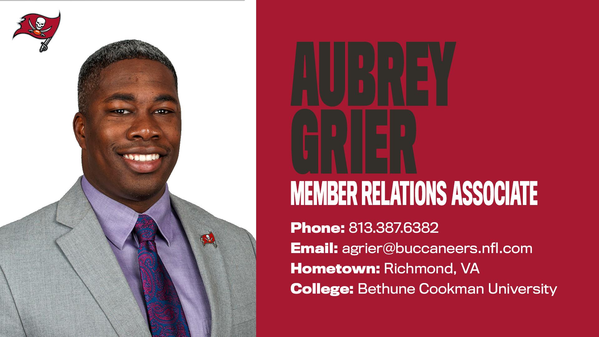 Aubrey Grier